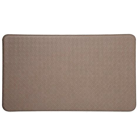 imprint comfort mat imprint 174 nantucket anti fatigue comfort mat in mocha bed