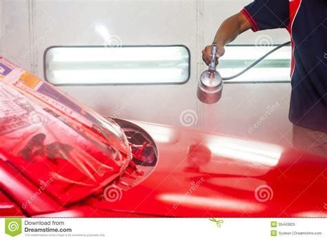 car painting free car painting work royalty free stock photo image 35443825