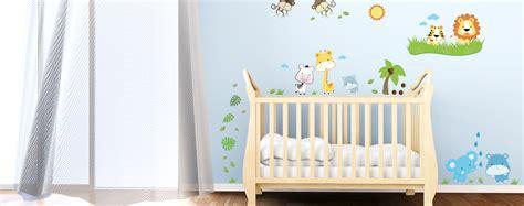 Wandsticker Babyzimmer by Wandsticker Baby