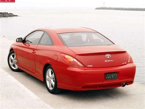 2004 Toyota Camry Solara Coupe 2004 Toyota Solara Coupe 4 Picture Number 14543