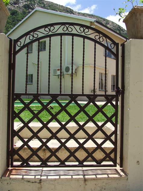 design  security doors pedestrian gates