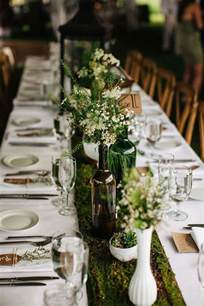 woodland decorations picture of dreamy woodland wedding table decor ideas 20