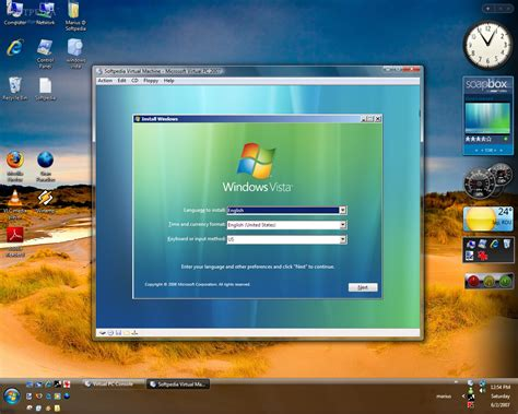 Windows Vista And Office 2007 Launches And We Try And Launch With It by Install Windows Vista Ultimate In Windows Vista