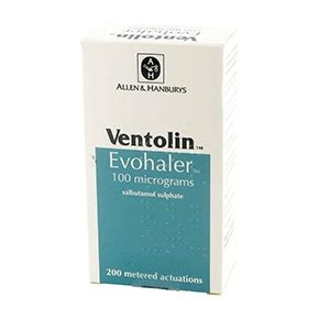 How To Detox From Albuterol by Ventolin Fda Label