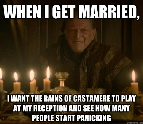 Red Wedding Memes - red wedding memes quickmeme