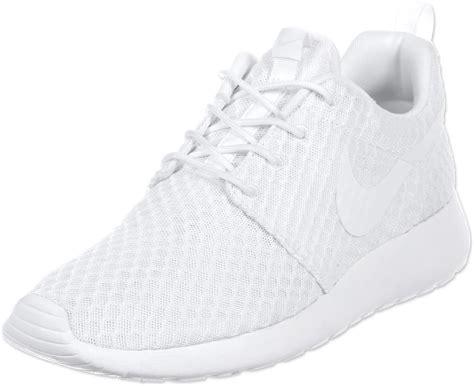 nike roshe one shoes white