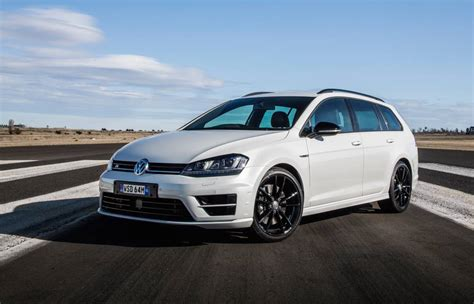 volkswagen golf wagon volkswagen golf r wagon special edition now on sale