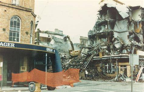 Awning Walls 28 Years Since Newcastle Earthquake Newcastle Herald