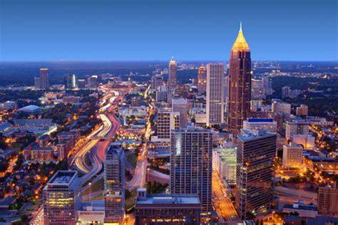 Top Mba In Atlanta by Atlanta Among Best Global Cities Of The Future
