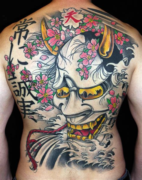 hannya arm tattoo significado da tatuagem hannya