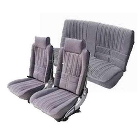 replacement seat upholstery kits oldsmobile cutlass supreme rwd replacement seat covers