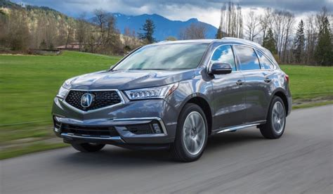 2020 acura mdx sport hybrid 2020 acura mdx starts at 45 395 the torque report
