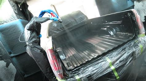 spray in bed liners rhino lining spray in bedliner d s automotive