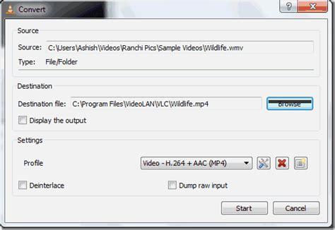 format file video untuk tape mobil cara konversi convert format video dengan vlc tekno jurnal