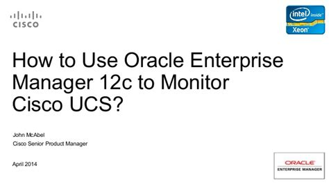 tutorial oracle enterprise manager 11g how to use oracle enterprise manager 12c to monitor