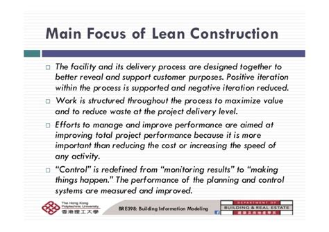 building lean building bim improving construction the tidhar way books lean construction bim