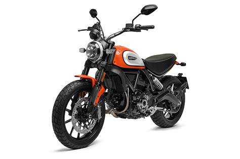 ducati scrambler icon   review
