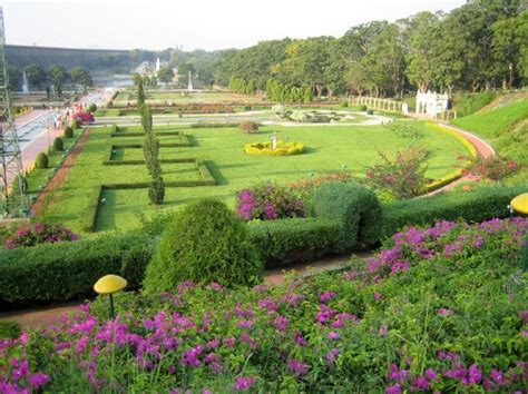 Top 5 Famous Botanical Gardens In India Botanical Gardens In India