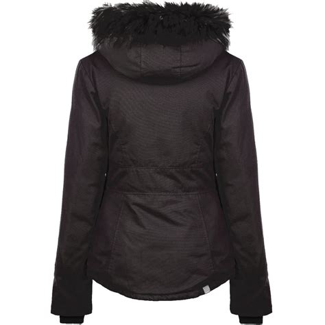 bench kidder bench kidder iii damen winterjacke blka1836 liquorice
