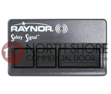 3 Channel Raynor 373rgd Garage Door Remote Control Raynor Garage Door Openers Remote