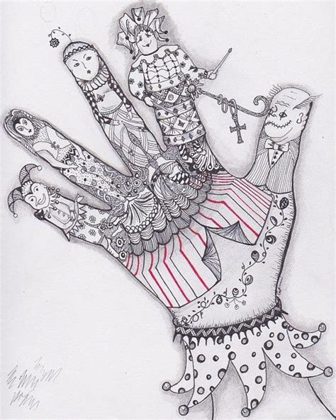 zentangle pattern xircus 3608 best the circus is in town images on