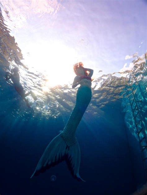 foto mermaid melanie sosok putri duyung cantik  dunia
