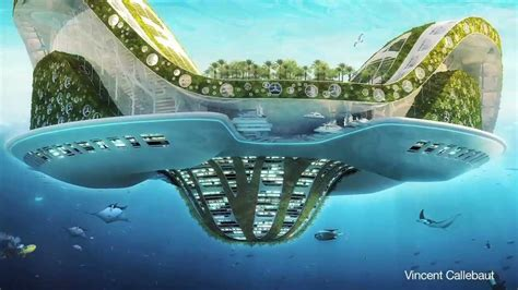 A Floating City a floating city concept