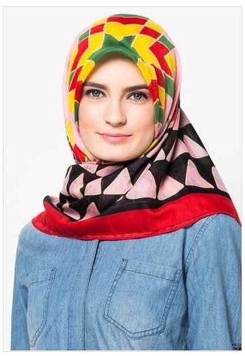 Kerudung Terbaru Segi Empat koleksi jilbab zoya terbaru segi empat 2017 jilbab cantik