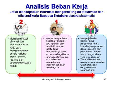 format analisis beban kerja penyusunan renstra lemdikpol 2015 2019