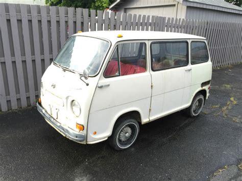 subaru 360 van 1969 subaru 360 van rare other classic subaru other 1969