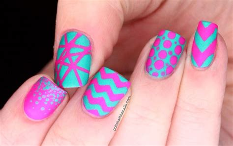bright color nail designs cool bright colored nail design everything nails