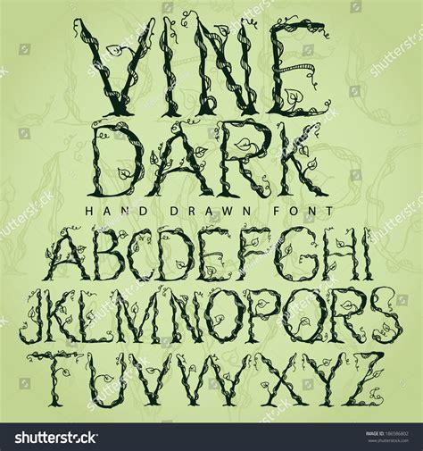 dafont vine image gallery vine font