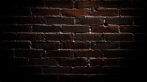 wallpaper hd wall black brick wallpapers pixelstalk net