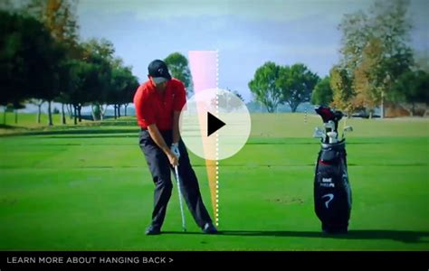 golf swing for bad back the golfer s guide to lower back pain part 1 article tpi