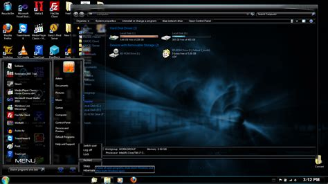 download theme vixx for windows 7 current windows 7 theme by aderic on deviantart