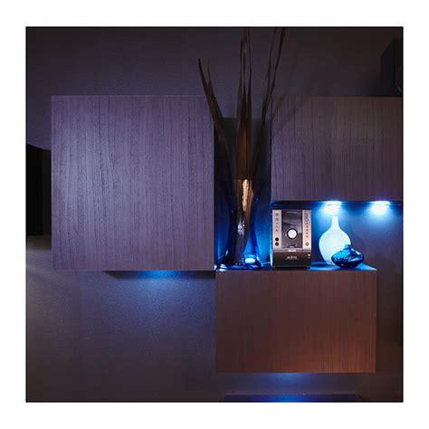 Dioder Led Light Strips New Ikea Dioder Four 4 Disk Multicolor Programmable Lighting Set Ebay