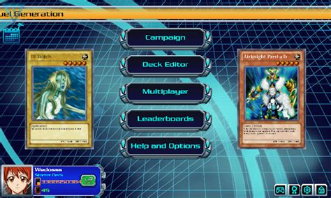game android yugioh mod yu gi oh duel generation v1 06a mod apk data android