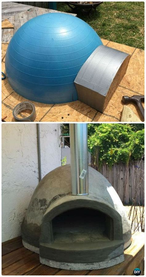 diy pizza oven diy outdoor pizza oven ideas projects