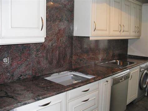 encimeras de baño cocina con granito
