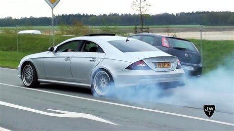 Mercedes Cls55 Amg by Mercedes Cls 55 Amg Image 234