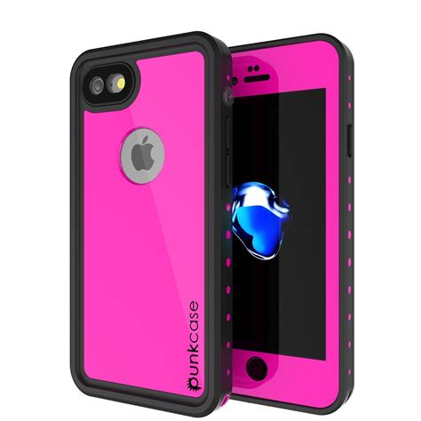 punkcase studstar black apple iphone 8 waterproof
