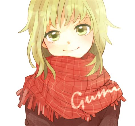 gumi from vocaloid gumi vocaloid image 355588 zerochan anime image board