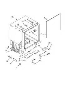 Dishwasher Parts Kenmore Kenmore Dishwasher Panel Parts Model