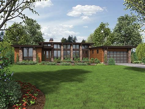 contemporary ranch floor plans eplans contemporary modern house plan impressive contemporary ranch 2557 square and 3