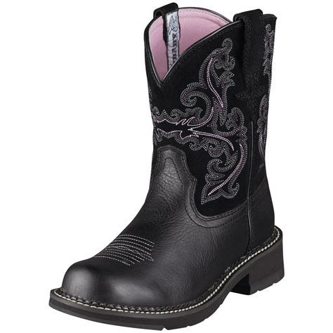 s ariat 174 8 quot fatbaby ii western boots 216133