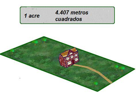 cuanto cuanto equivale un acre en metros - Acres A Metros Cuadrados