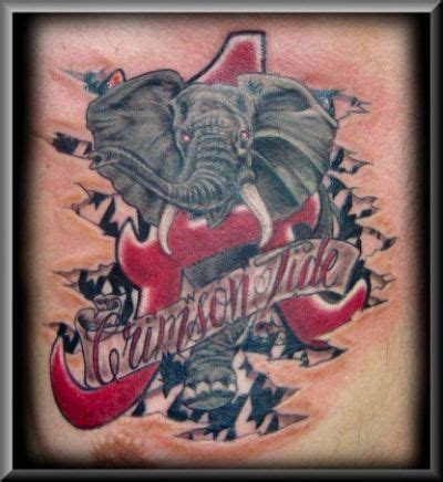 bama tattoo 25 best ideas about alabama tattoos on