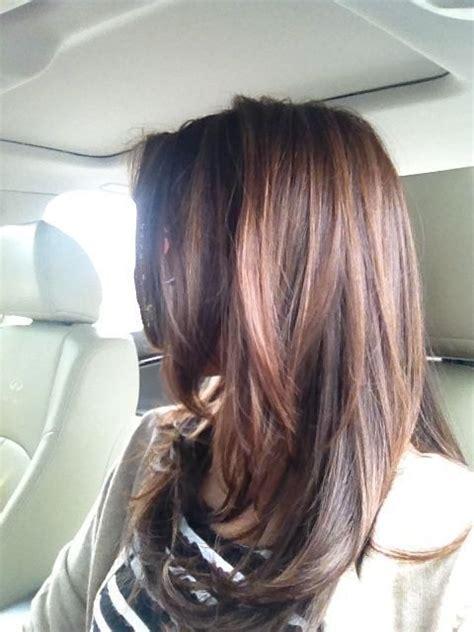 haircuts for long hair to medium cute medium layered hairstyles haircut