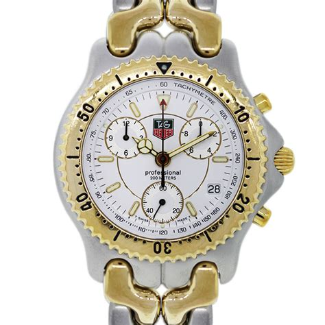 Kacamata Hitam Tag Heuer Oval tag heuer professional s35 006m two tone chronograph boca raton