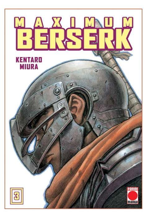 berserk maximum 03 tienda comics juegos de mesa y disfraces en tres cantos madrid juegaces